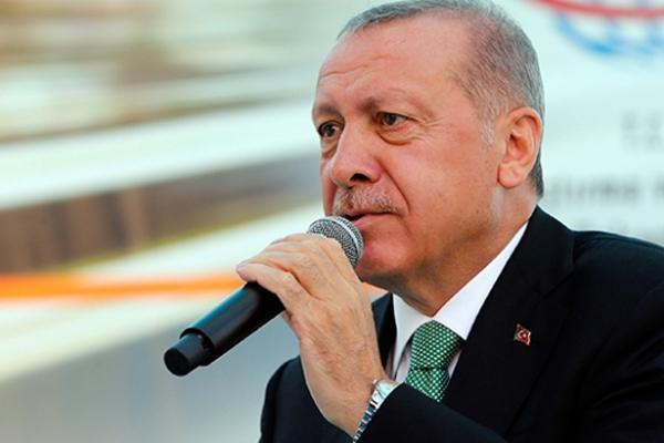 Erdoğan: Saldırılara rağmen büyümeye devam edeceğiz