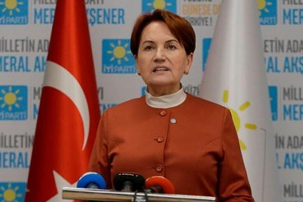 Meral Akşener'den döviz açıklaması: Hükümetin yanındayız