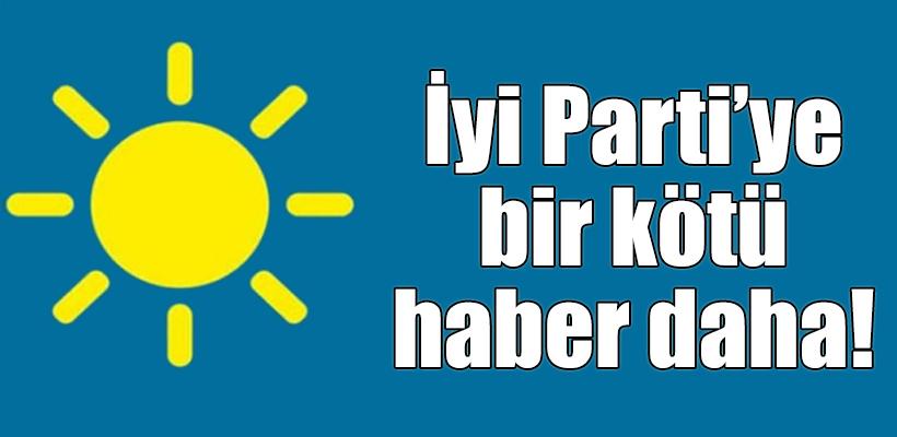 İYİ Parti`ye bir kötü haber daha! 100 kişi...