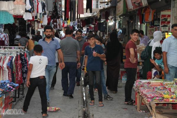 Mardin esnafı  Eski bayramları dört gözle arıyoruz