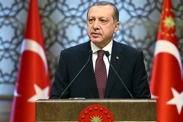 Cumhurbaşkanı Erdoğan`dan Kurban Bayramı mesajı