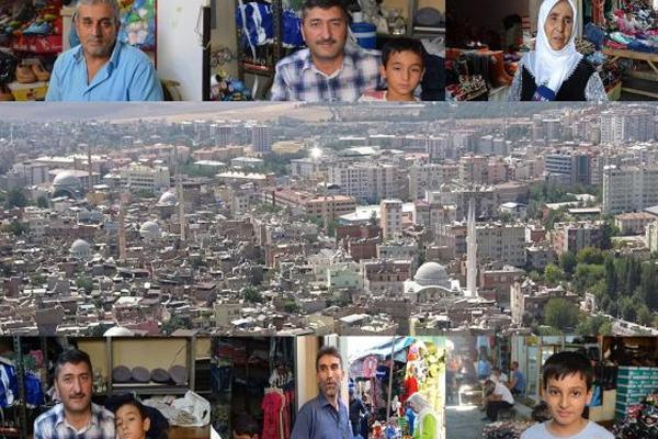 Kardeşliğin şehri Siirt`ten 3 dilde bayram mesajı