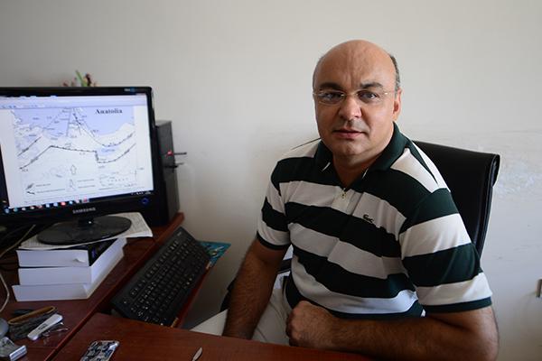 Antalya için deprem çok büyük tehdit içermiyor