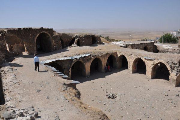 Tarihi manastırın restorasyon kararı köylüleri sevindirdi