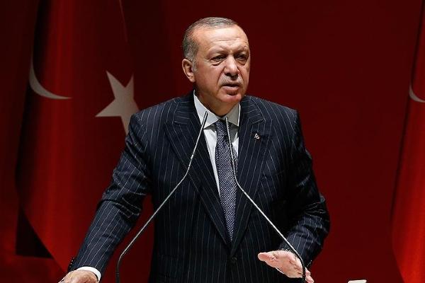 Cumhurbaşkanı Erdoğan İl Başkanları Toplantısı'nda konuştu.