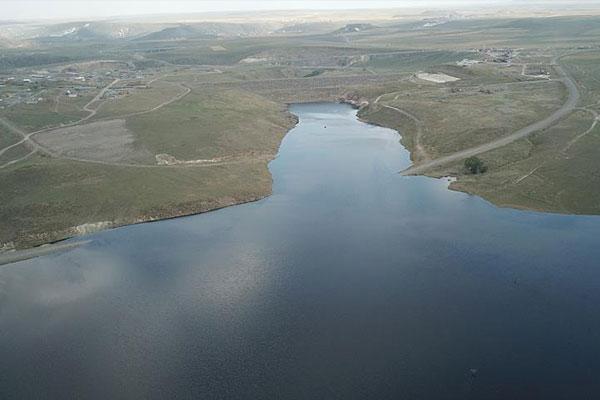 Kars Barajı tarıma can suyu olacak