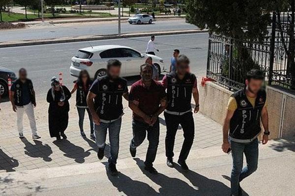 HDP`li ilçe başkanı uyuşturucu operasyonunda yakalandı