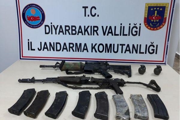 Diyarbakır`da 2 PKK`li öldürüldü