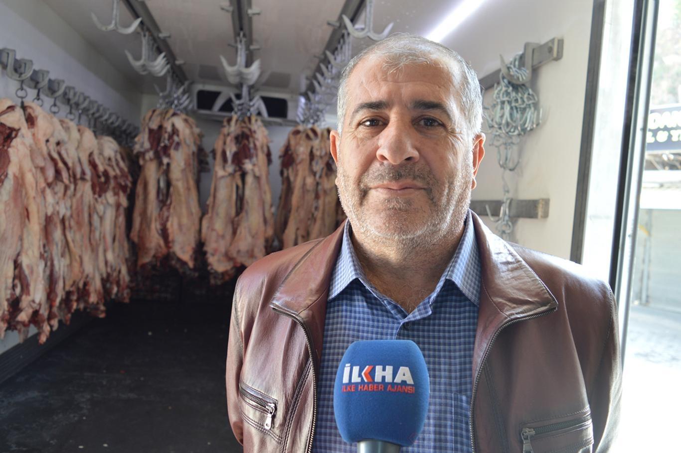 'Bitlis Tanıtım Günleri` için büryan etleri hazırlanıyor