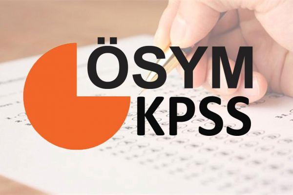 KPSS Ortaöğretim sınavı sona erdi
