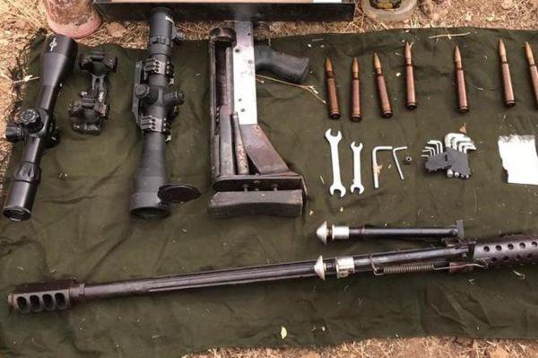 Nusaybin`de çok sayıda silah ve mühimmat ele geçirildi