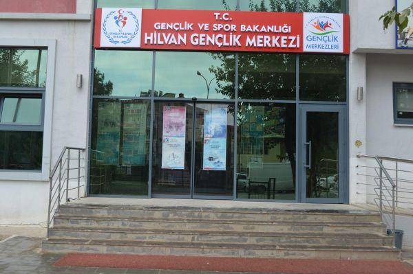 Hilvan Gençlik Merkezi 'Ayın Gençlik Merkezi' seçildi
