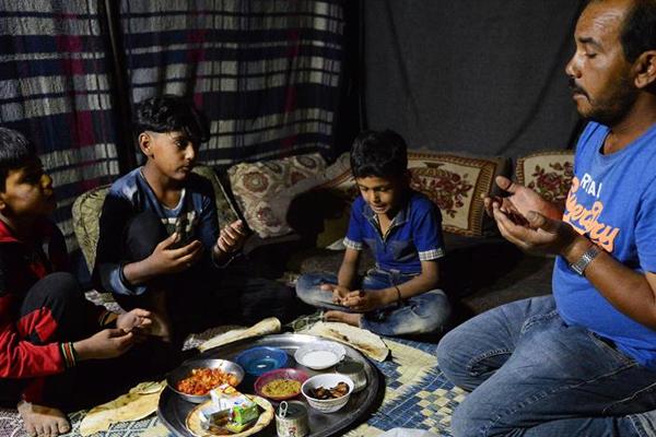'5,5 milyon Suriyeli açlık tehdidi altında'