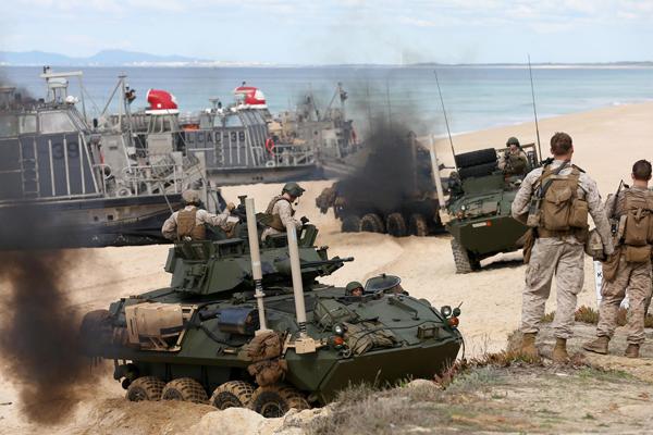 NATO'dan Rusya'ya tatbikat mesajı