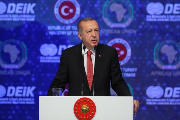 Erdoğan: Ülkelerimizi kur döviz baskısından kurtaralım
