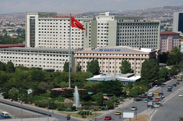Gazi Üniversitesi Tıp Fakültesi Hastanesinde ameliyatlar durduruldu