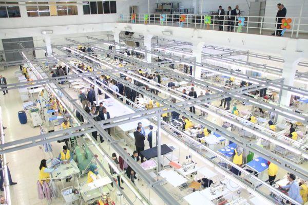 'Tekstil kent bir başarı hikâyesidir'