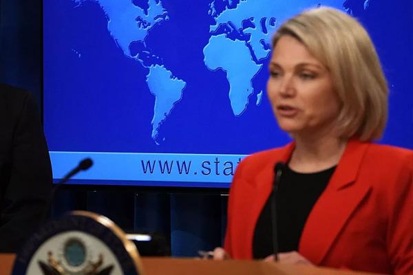 ABD Sözcüsü: Gizli Brunson anlaşmasından haberimiz yok