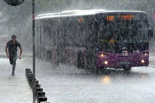 Meteoroloji'den Marmara için son dakika uyarısı