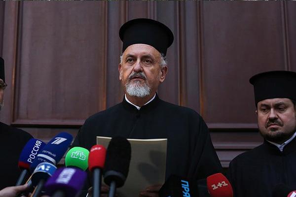 Ortodoks Kilisesi'nin bağımsızlık talebi kabul edildi