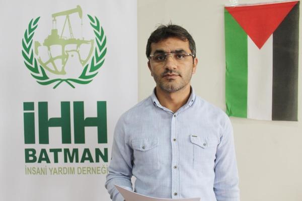 'İslam ülkeleri Gazze'yi acilen gündemlerine almalı'