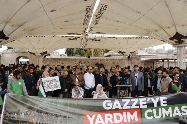 İHH'dan Gazze'ye yardım kampanyası