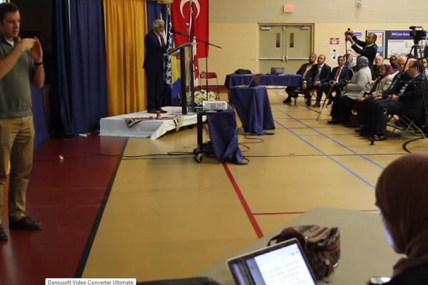 Kanada`da `İslam Kültür Ayı` etkinliği kutlandı