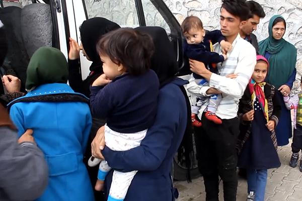 Van`da 108 düzensiz göçmen yakalandı