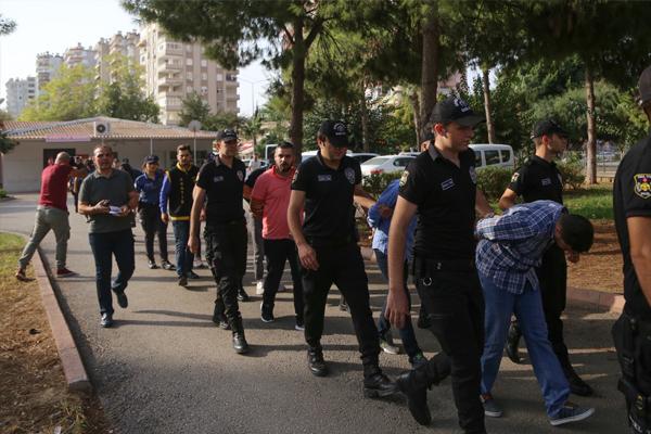 Adana`da suç örgütüne neoperasyon!