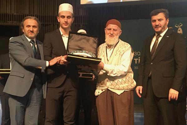 Avrupa 30. Kur`an-ı Kerim Tilaveti Yarışması yapıldı