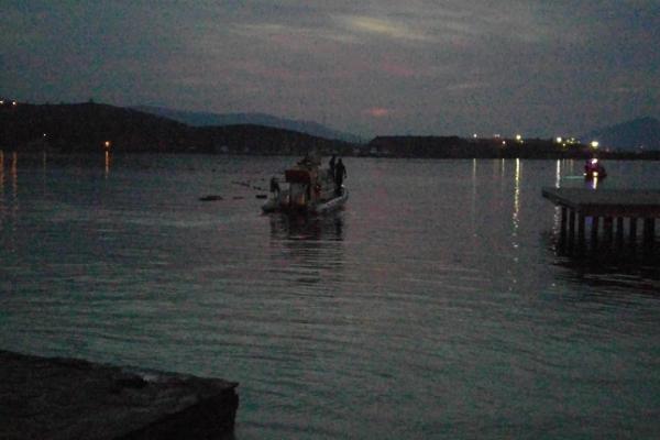Göçmen teknesi Bodrum açıklarında battı