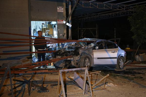 Yaşanan kazada 1 kişi öldü