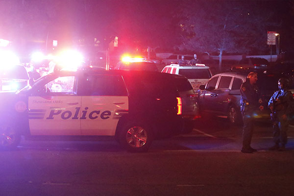 ABD'de barda silahlı saldırı: 13 ölü