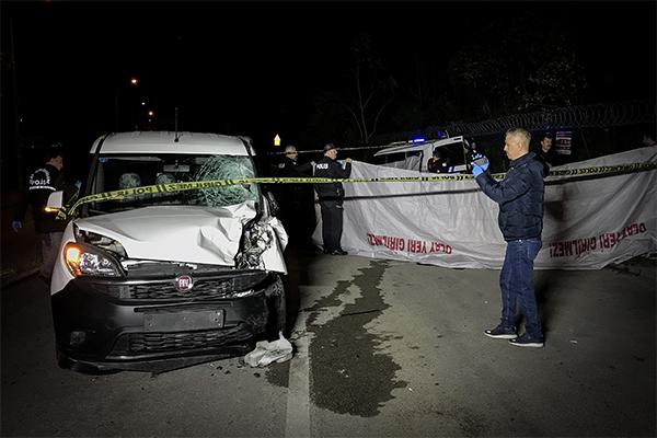 Bursa'da hafif ticari araç ile motosiklet çarpıştı: 2 ölü, 1 yara