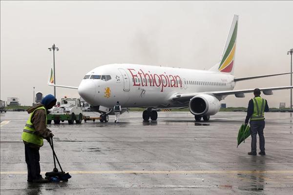 Etiyopya'dan Somali'ye 41 yıl sonra uçuş