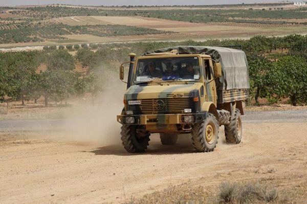 Suriye sınırında özel güvenlik bölgesi uygulaması uzatıldı