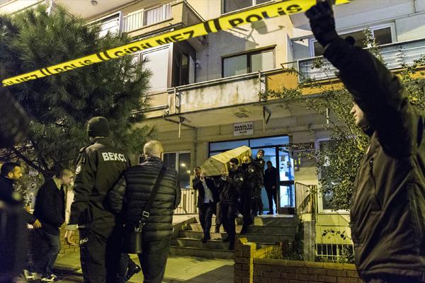 Beşiktaş`ta iş adamına silahlı saldırı