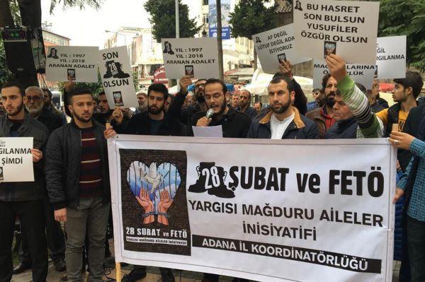 'Yusufiler gerçek bir adaletle özgürlüklerine kavuşturulmalı'