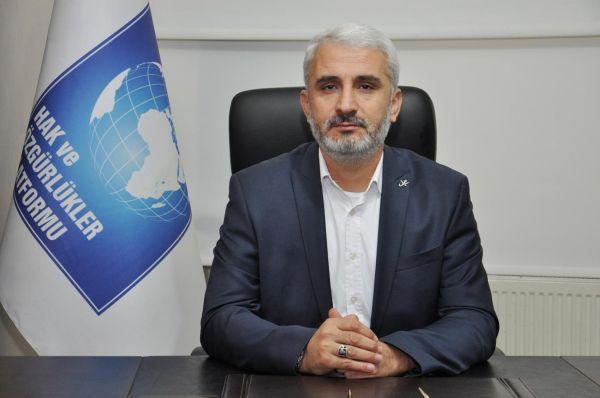 `Yeni Türkiye eski yargıdan kurtulmadıkça geleceğe güvenle bakamaz`