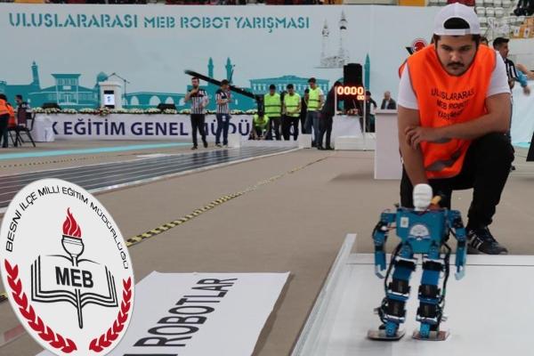 Yapay Zekâ, temalı uluslararası robot yarışması düzenlenecek