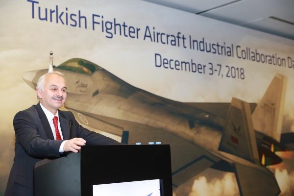 Türkiye'nin 5. nesil savaş uçağı rüzgar tünelinde