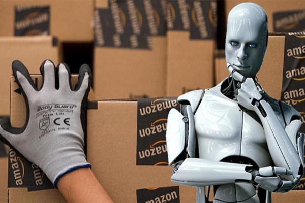 Amazon'un yapay zekalı robotu 24 işçiyi hastanelik etti?