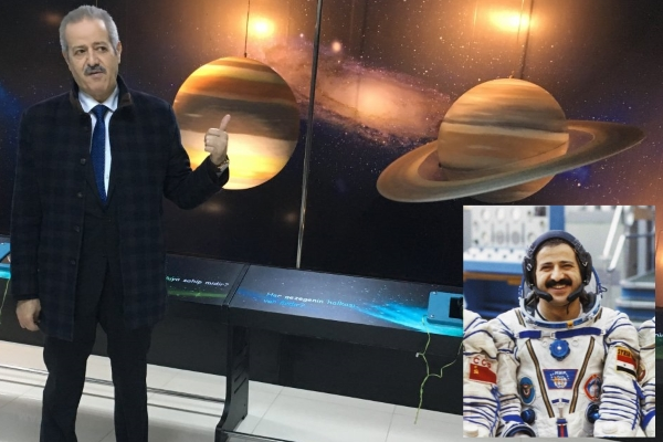 Uzay çalışmaları için siyasi irade eksik
