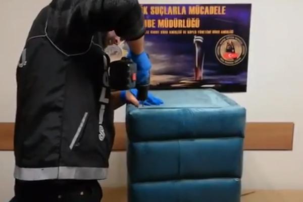 İstanbul`da uyuşturucu operasyonu