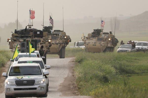 ABD'nin Suriye'den çekilmesi resmiyet kazandı