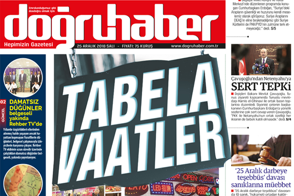 TABELA VAATLER