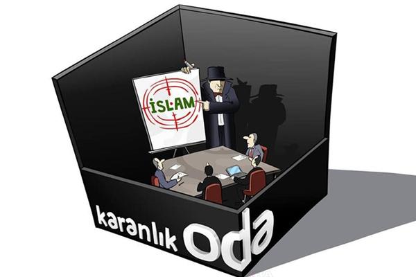 ODA TV'nin 'gerçek Müslümanı' FETÖ'cü!