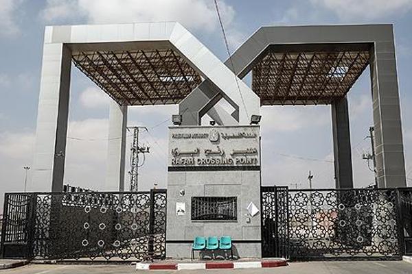 Sınır Kapıları artık Hamas`ta