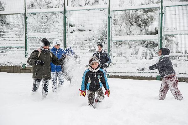 20 ilde eğitime kar tatili