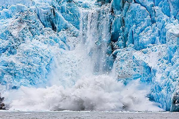 Buzullar eridi tonlarca metan gazı açığa çıktı